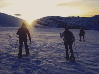 Rumb Pirineus Raquetas de Nieve