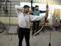 Galeria de tiro con arco