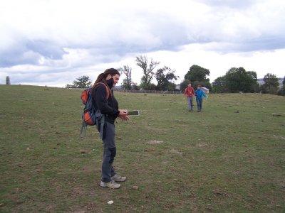 Corso di orientamento nella Sierra de Urbasa 1 giorno