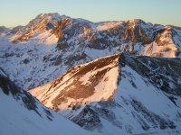 Ascensión de montaña