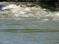 Sumergidos en el agua