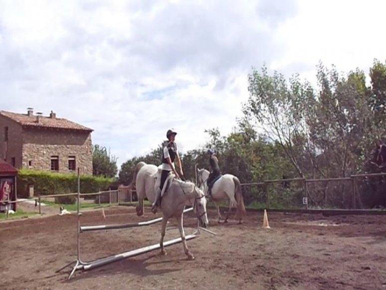 在Bergueda练习