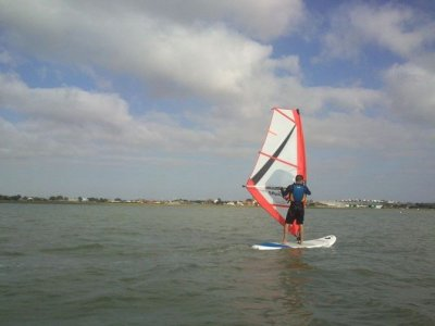 Windsurf course in Sanlúcar