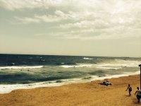 巴塞罗那的波浪