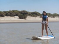 Curso paddle surf Guadalquivir, 6h en tres días.