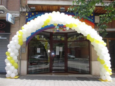 Parque infantil en Paterna tarde completa