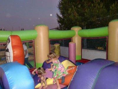 Parque infantil en Paterna Bono de 10 horas