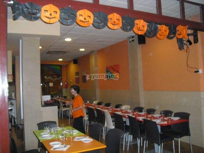 Fiesta especial Halloween
