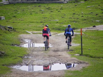 Subida en 4x4 + Descenso en BTT hasta Suances
