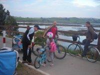 Vía verde del Besaya en bicicleta 3 horas adultos
