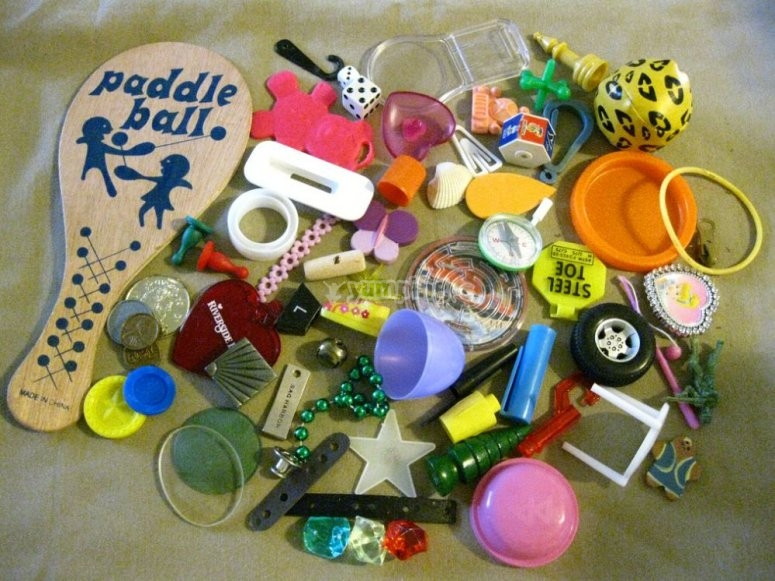 Recyclable toys