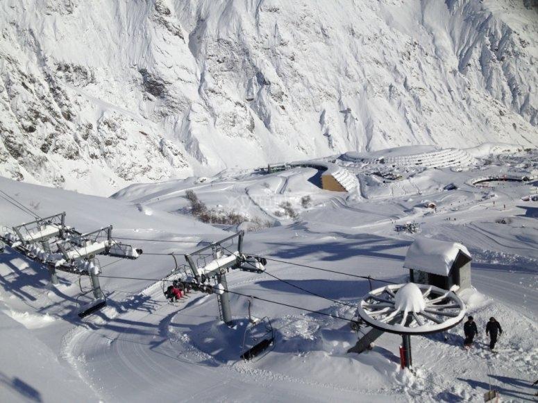 Escapada de esqui