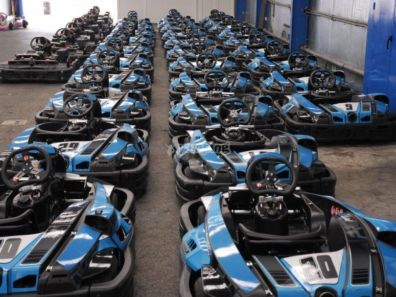Coches de karting