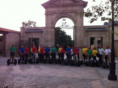 Segway代步车La Granja de San Ildefonso 90分钟