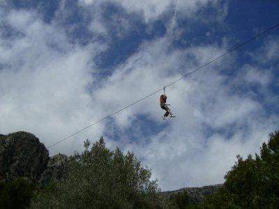 Isadia Aventura Tirolina