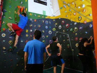 半天即可轻松进入韦尔瓦攀岩墙