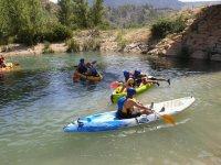 Canoe for groups