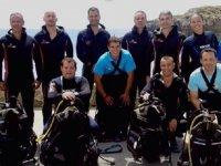 Inmersión de buceo doble en la isla de Tarifa