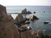Cliffs of Cabo de Gata