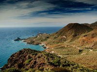 Profile of Cabo de Gata