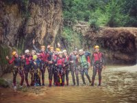 Introduction to Canyoning, Carme River