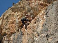 Atrevete con la escalada