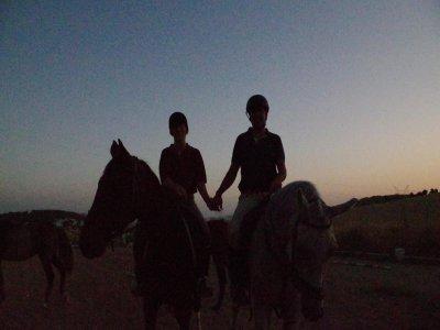 Ruta a caballo sin monitor en Morón 3 horas