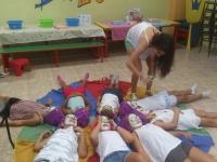 Cumpleaños para niñas fiesta spa en Xirivella