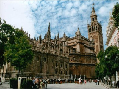 Private guided tour to Seville