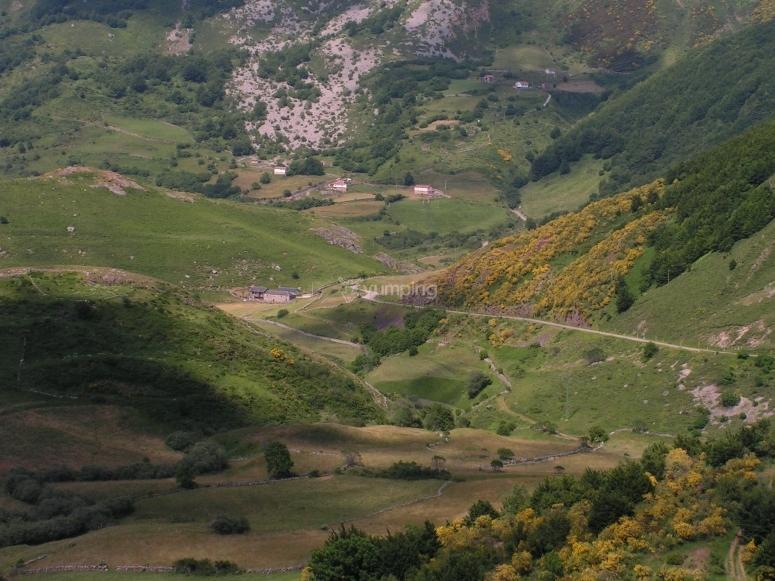 Paesaggio asturiano