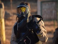 Paintball in Cervera with 100 paintballs