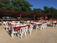 Evento taurino al aire libre en Brunete