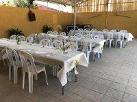 Evento con comida complejo de Brunete