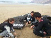 Spiegazioni sulla sabbia