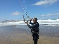 Driving kite