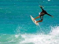 Scuola di kitesurf a Lanzarote