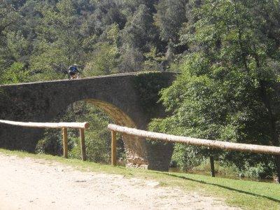 Ruta en BTT de Girona a BCN 2 etapas y alojamiento