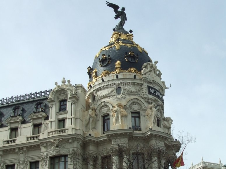 The most emblematic buildings