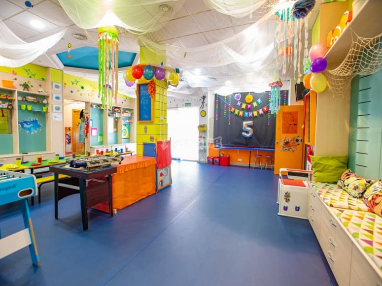 Local para fiestas infantiles