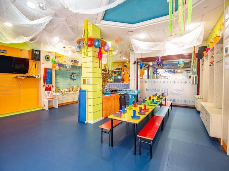 Local privado para fiestas de cumpleaños infantiles