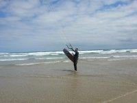 Kitesurf sulle spiagge di Lanzarote