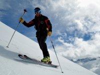 Aprende esquí de montaña
