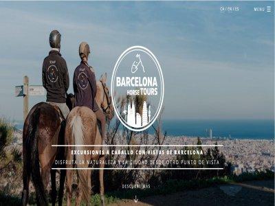 Barcelona Horse Tours Rutas a Caballo