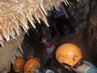 Caving in serranía de Ronda