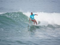 Learning to surf in Tarifa