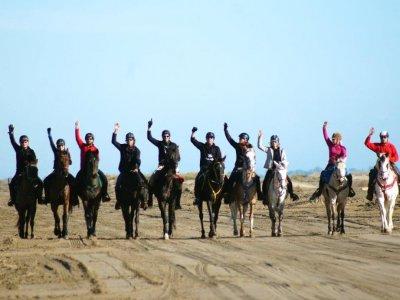 Paseo a caballo cerca de Salou 2 horas