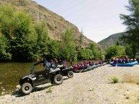 Pack buggy y rafting en Llavorsí