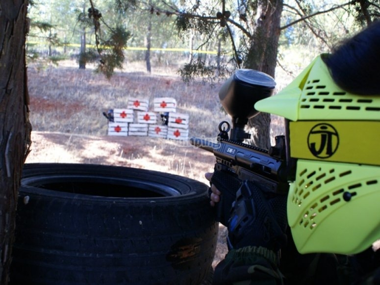 Paintball en Albacete