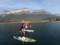 Trying the new sup