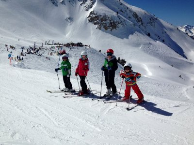 Learn to Ski in Baqueira, Youngsters